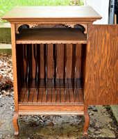 a second thumbnail of Base cabinet for Regina and other music boxes