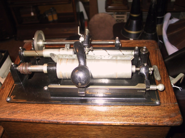 Edison Shaving Machine