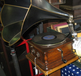 Columbia Graphophone Type BH