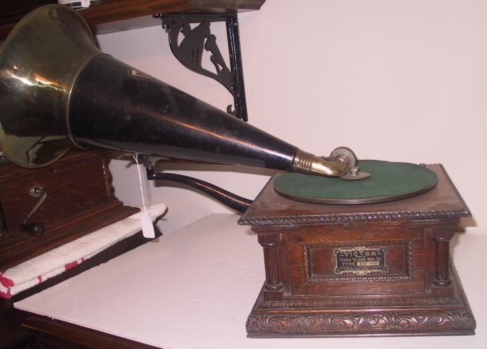 Victor Talking Machine Type Ms Monarch Special